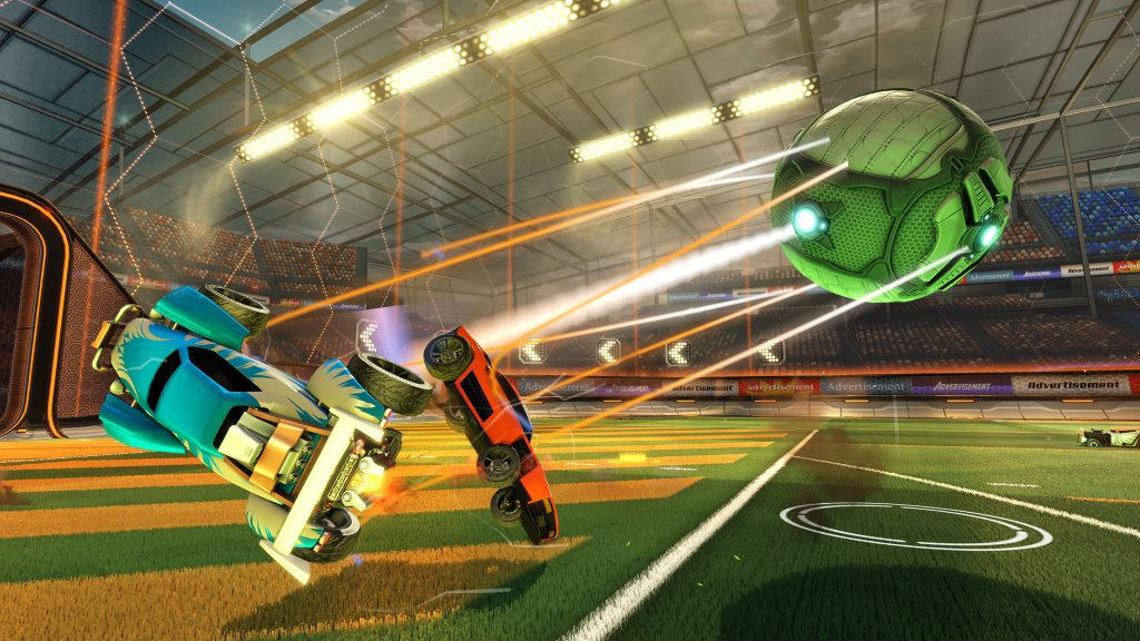 Rocket League The Fate of the Furious Download For Free