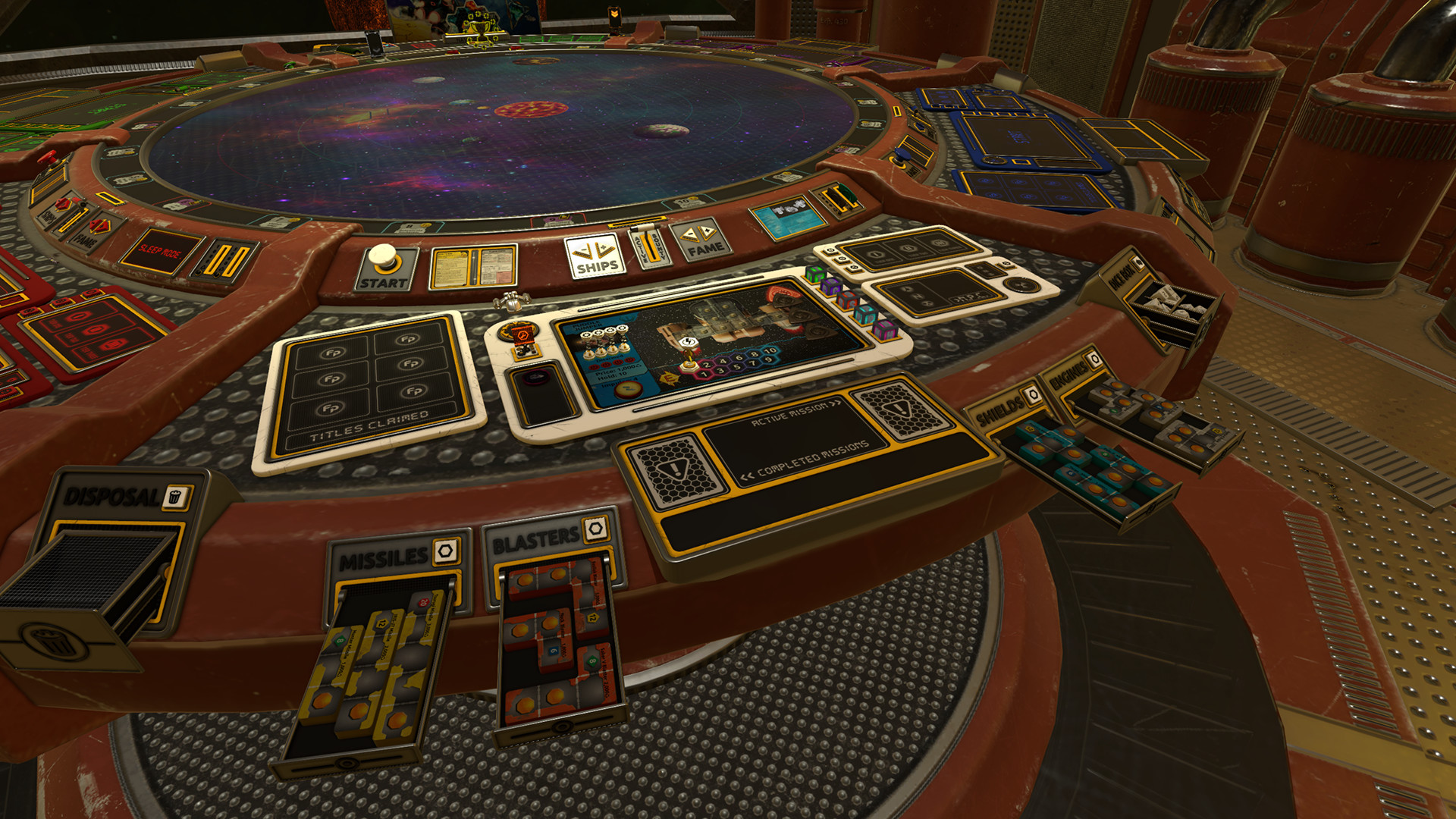 Tabletop Simulator Xia Legends of a Drift System Download For Free
