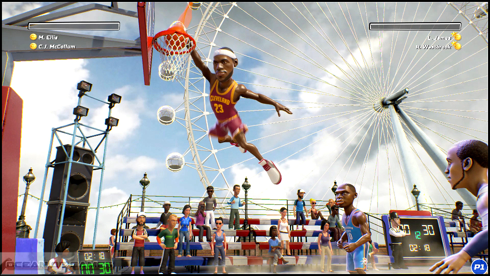 NBA Playgrounds Download For Free