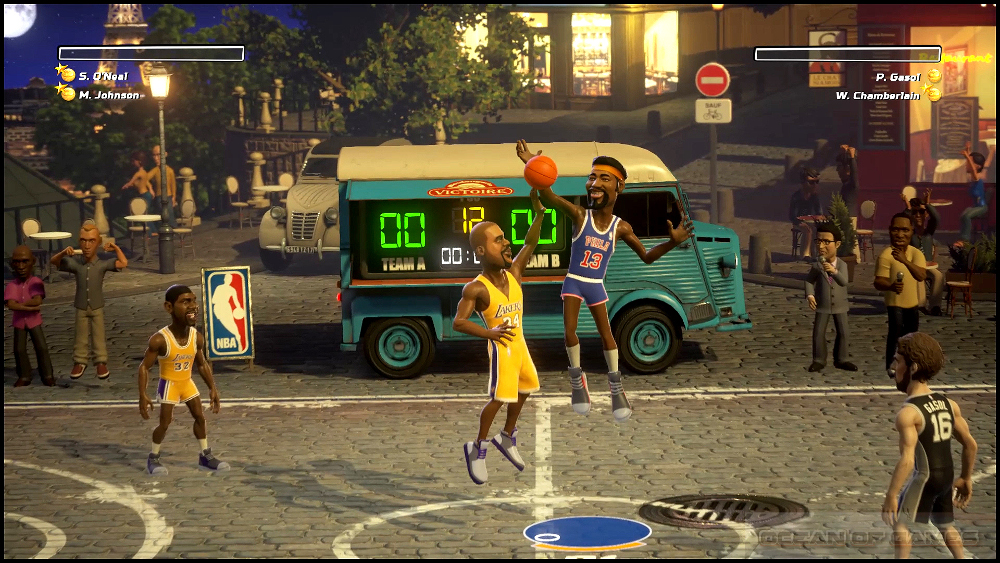 NBA Playgrounds Setup Free Download