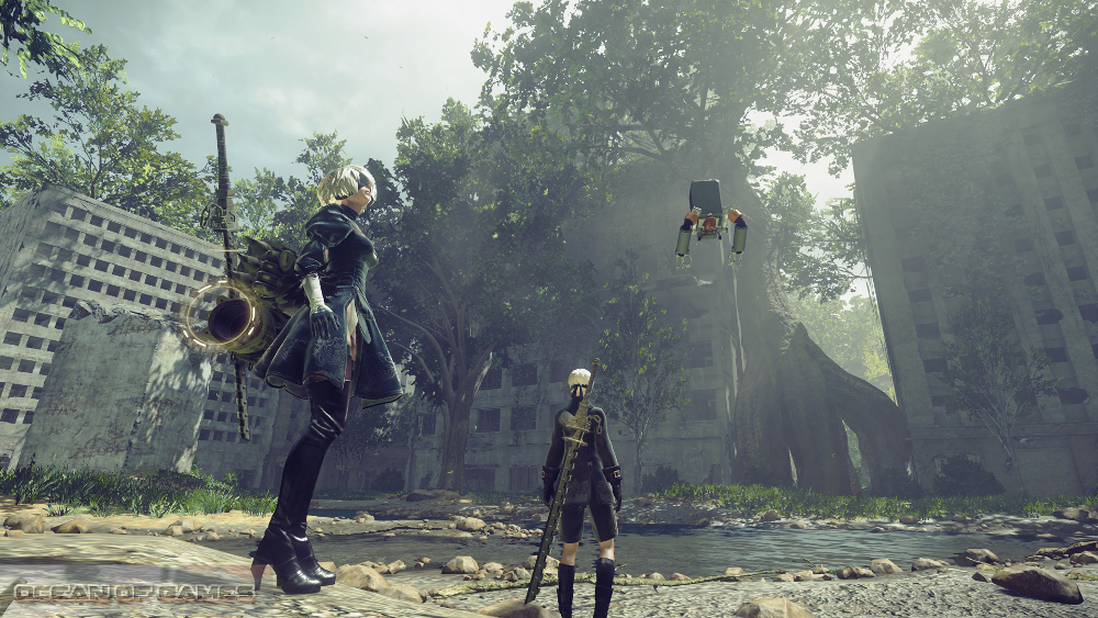 NieR Automata Day One Edition Download For Free