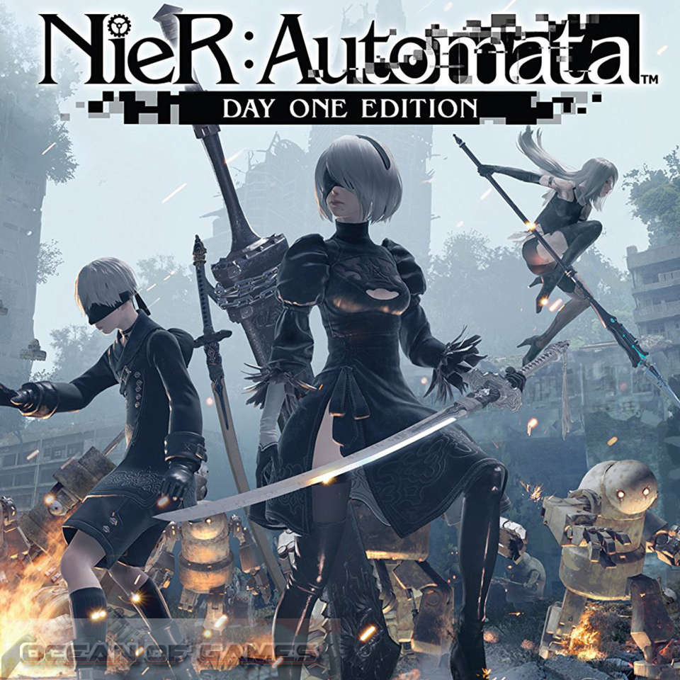 NieR Automata Day One Edition Free Download