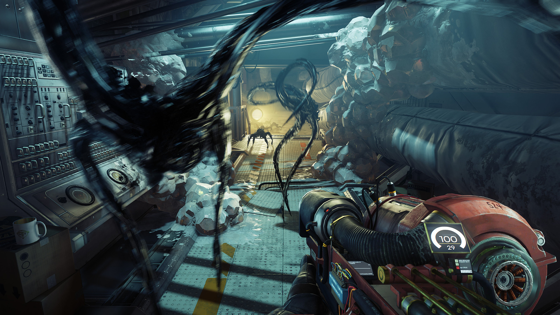 Prey Features