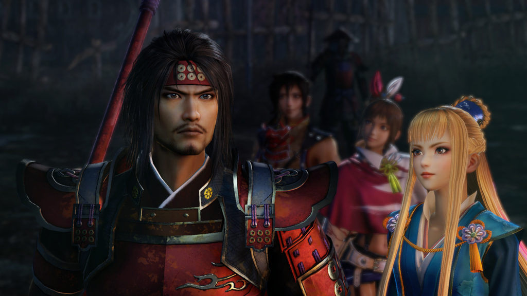 SAMURAI WARRIORS Spirit of Sanada Free Download