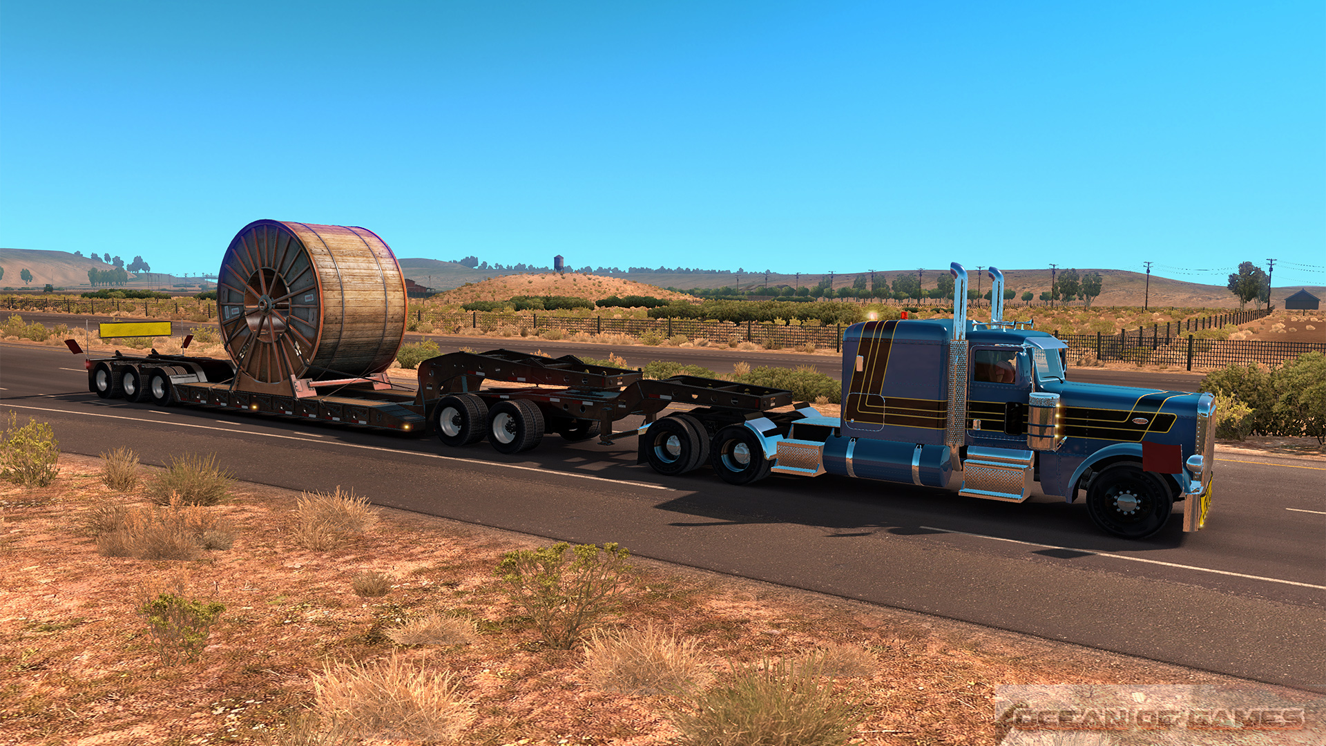 Euro Truck Simulator 2 Heavy Cargo Pack Features