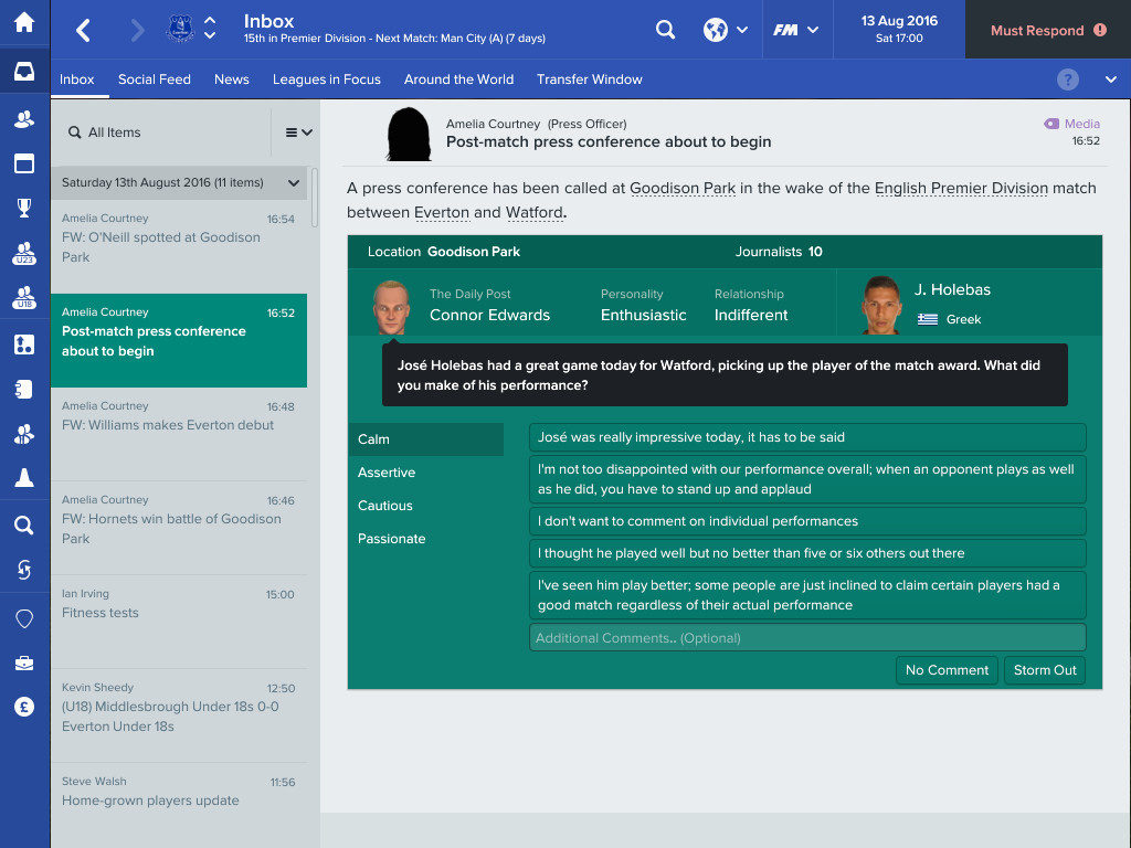 Football Manager 2017 Free Download