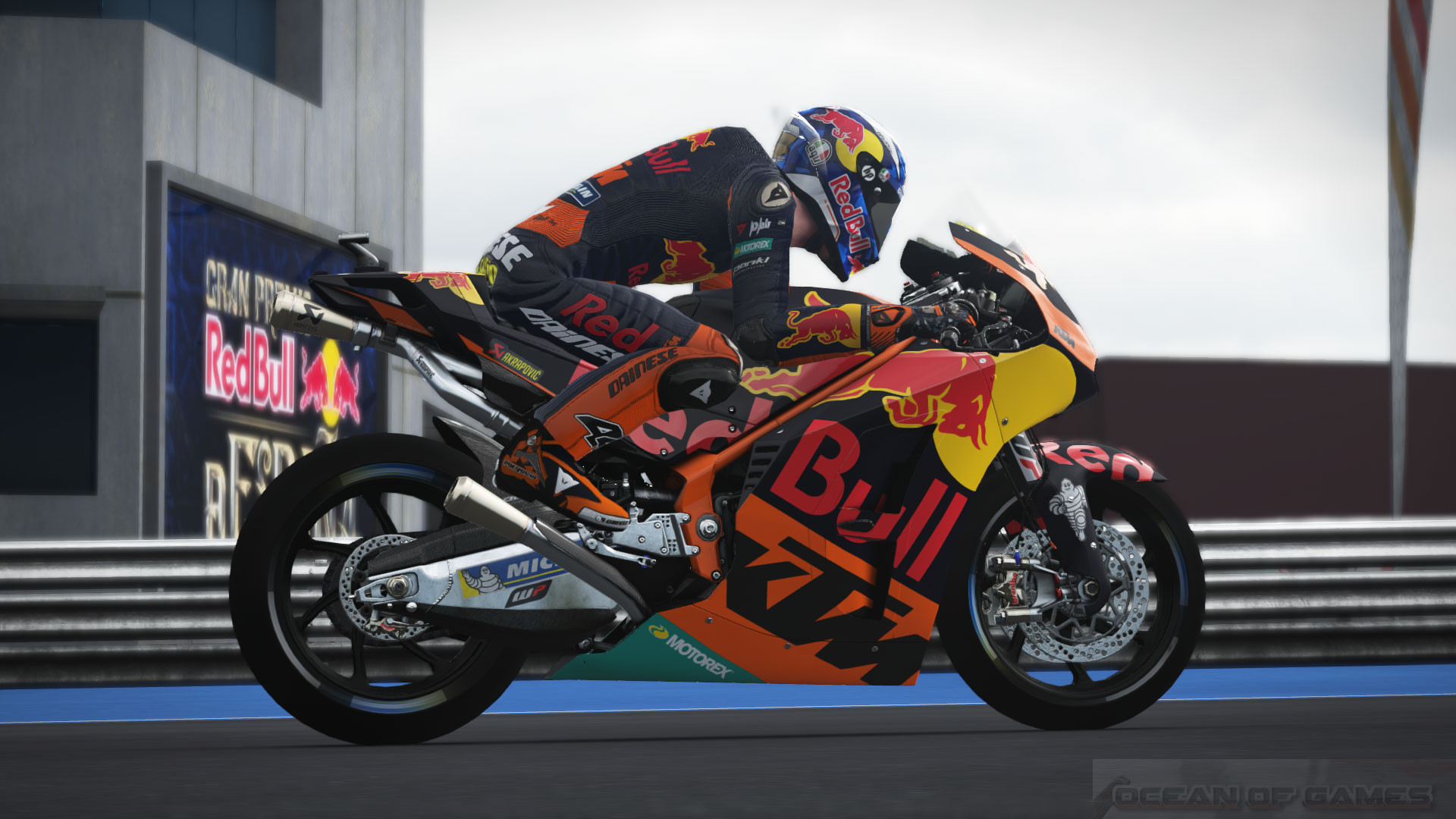 MotoGP 17 Features
