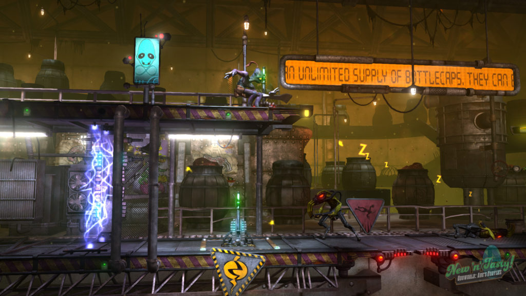 Oddworld Abes New n Tasty Complete Edition Free Download
