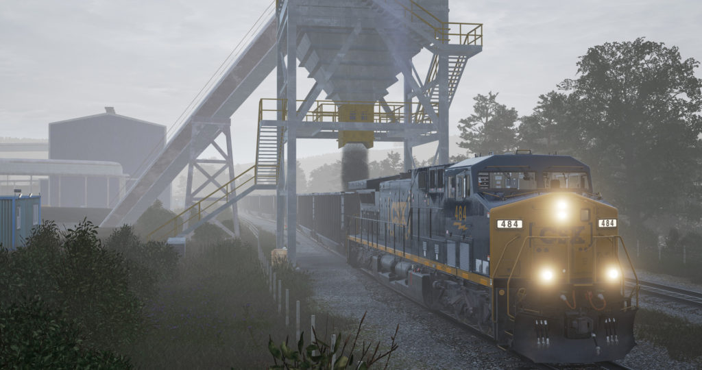 Train Sim World CSX Heavy Haul Free Download