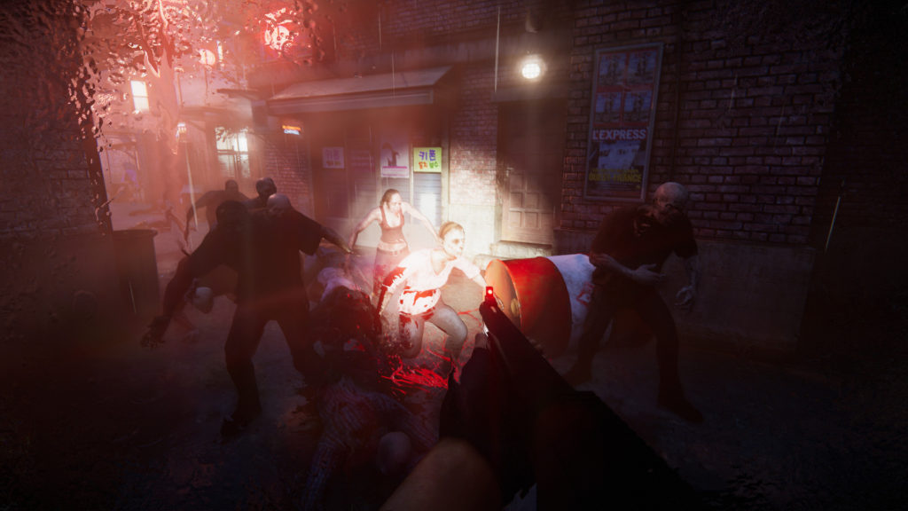 Dead Purge Outbreak Free Download