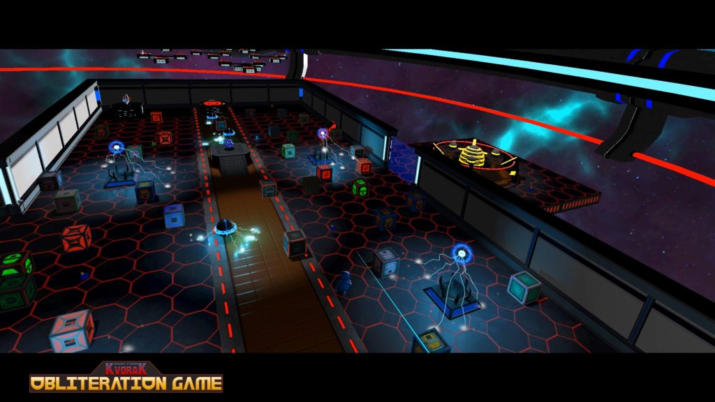 Doctor Kvoraks Obliteration Game Free Download