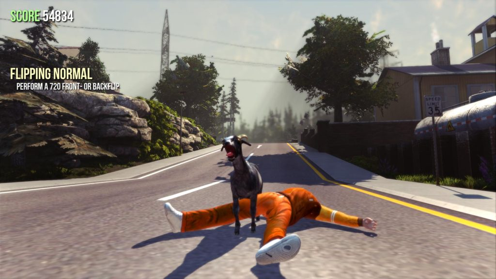 Goat Simulator GOATY Edition Free Download