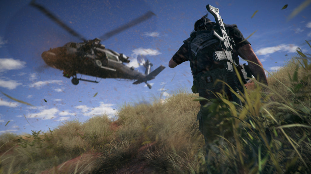 TOM CLANCYS GHOST RECON WILDLANDS Free Download