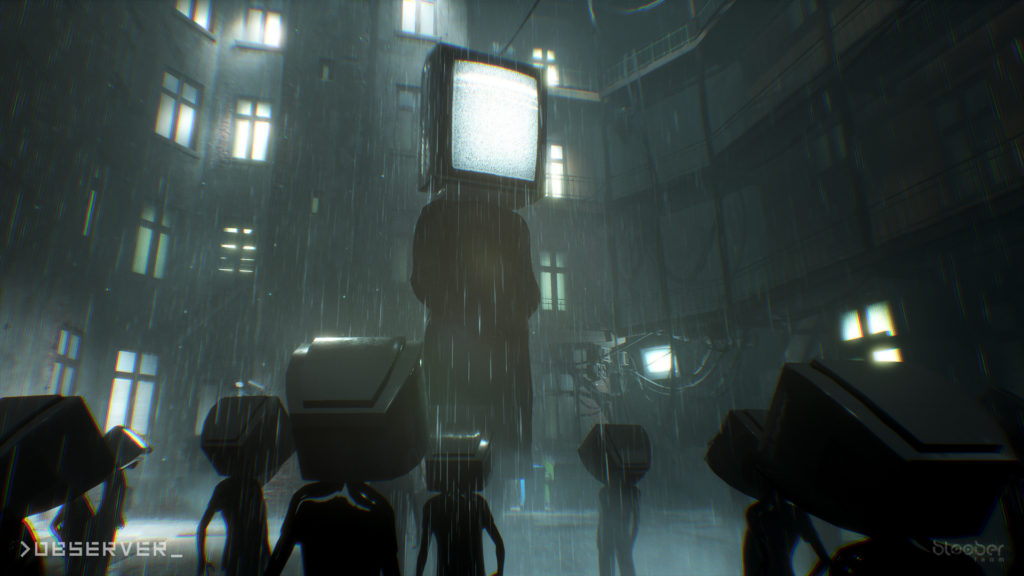 Observer Game Free Download