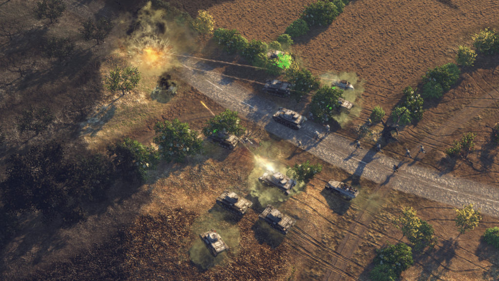 Sudden Strike 4 Game Free Download
