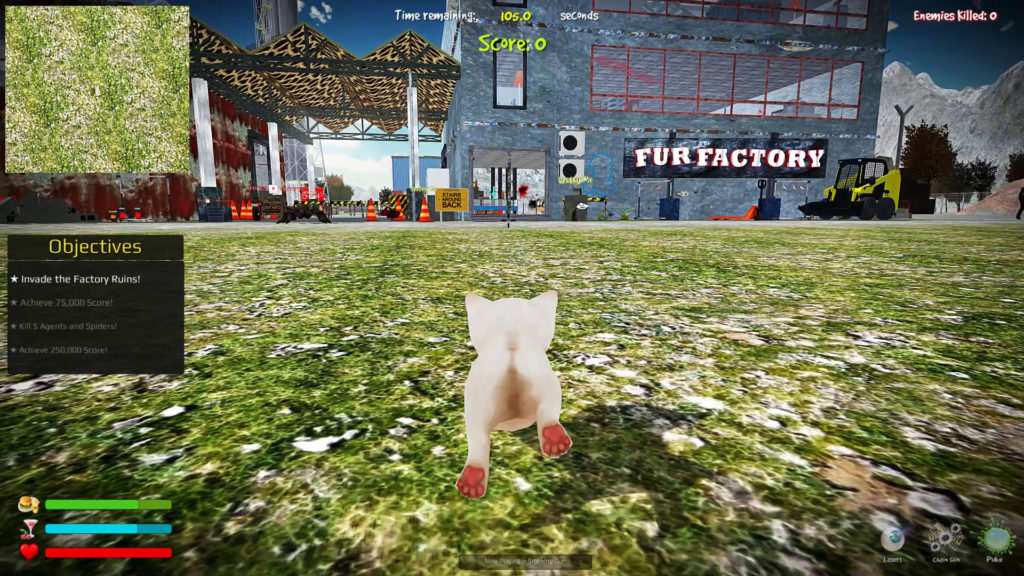 Kitten Rampage Free Download