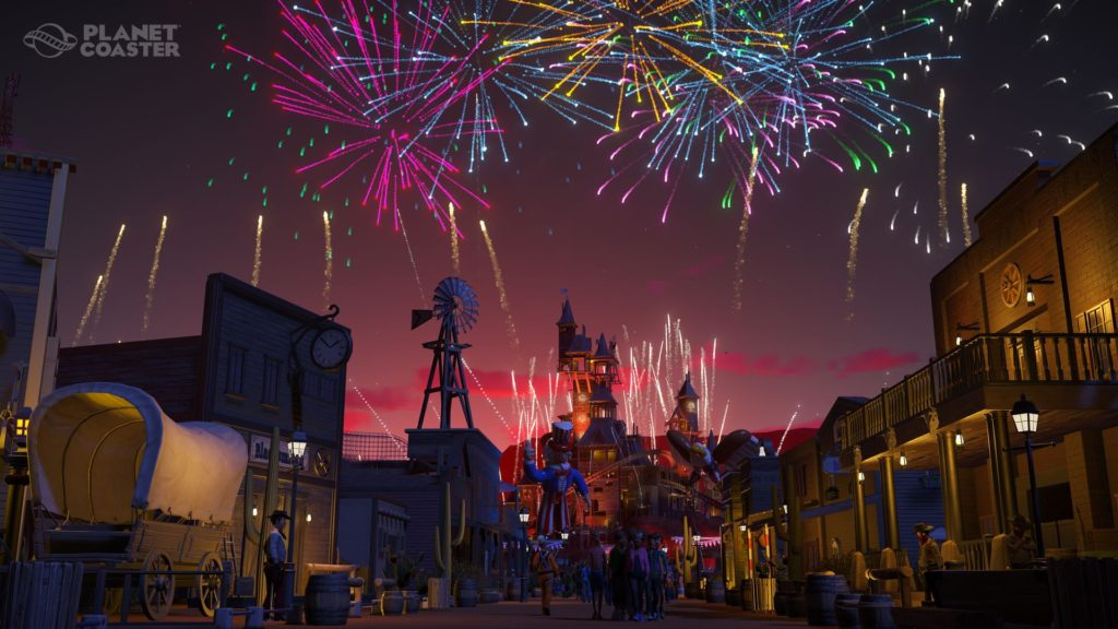 Planet Coaster Cedar Points Steel Vengeance Free Download