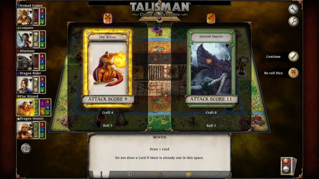 Talisman Digital Edition The Dragon Free Download