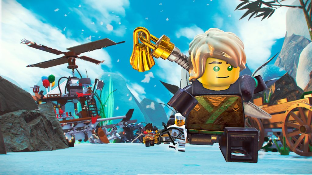 the lego ninjago movie video game free download - Jeux Gratuit Ninjago
