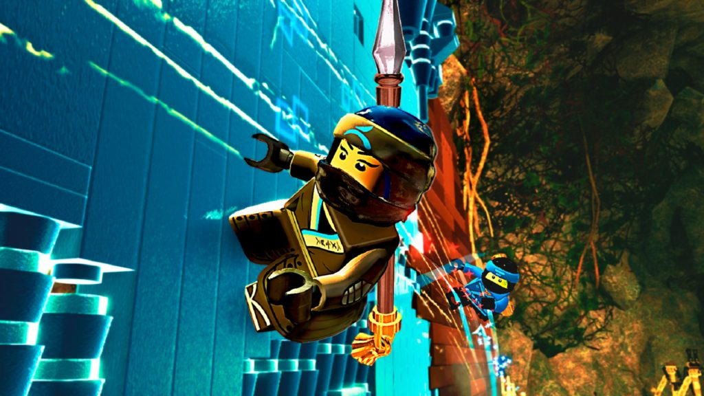LEGO NINJAGO Movie Video Game Free Download