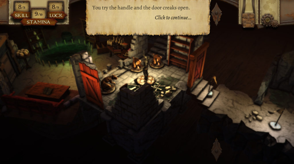 The Warlock of Firetop Mountain Free Download
