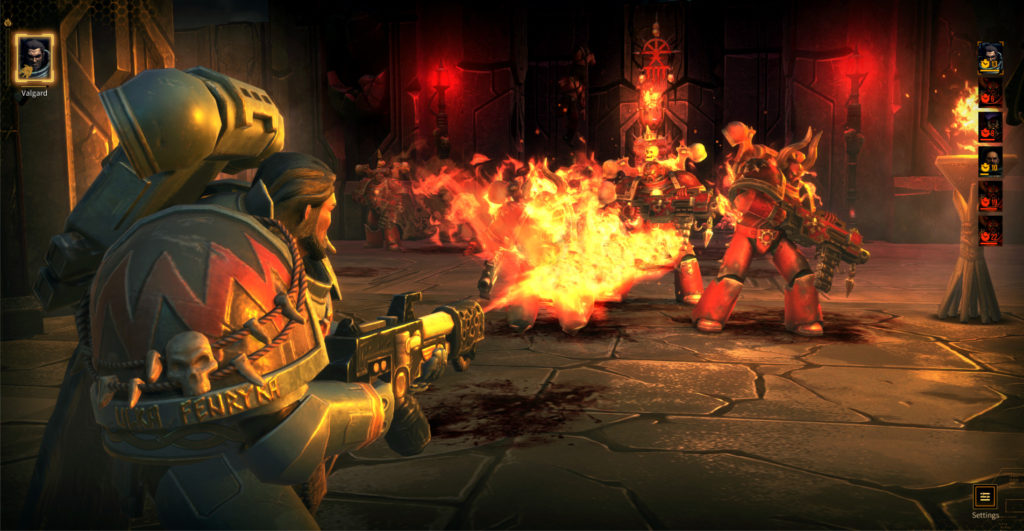 Warhammer 40000 Space Wolf Free Download