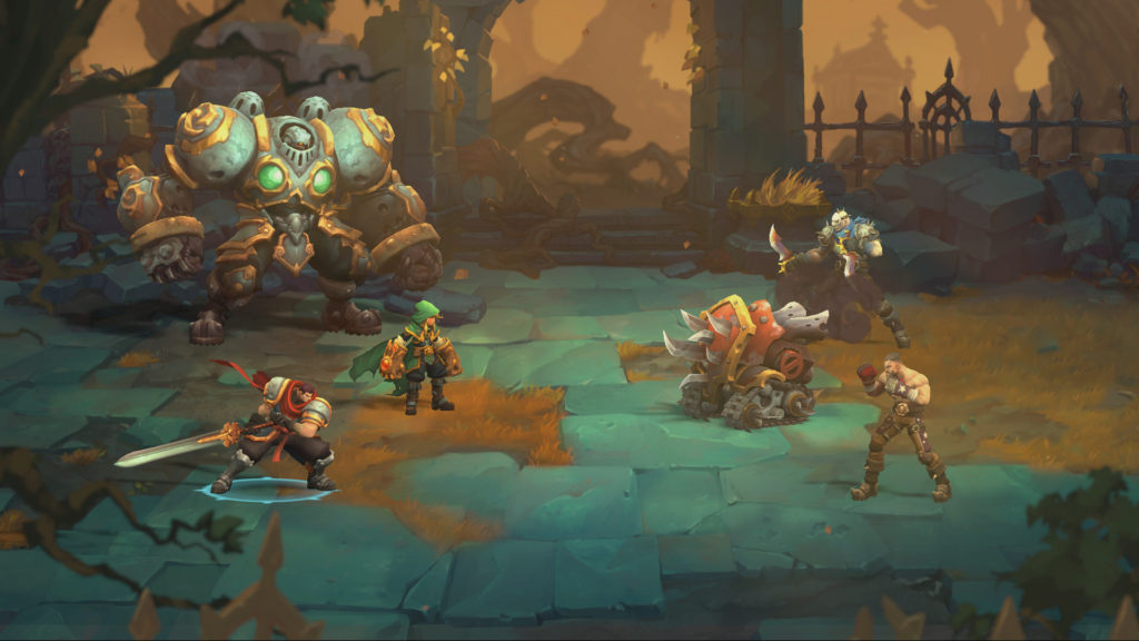 Battle Chasers Nightwar Free Download