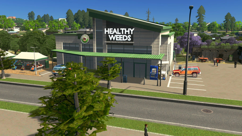 Cities Skylines Green Cities Free Download