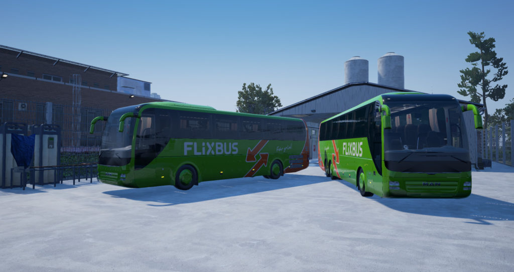 Fernbus Simulator Free Download