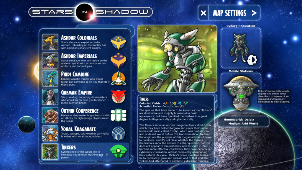 Stars in Shadow Legacies Free Download