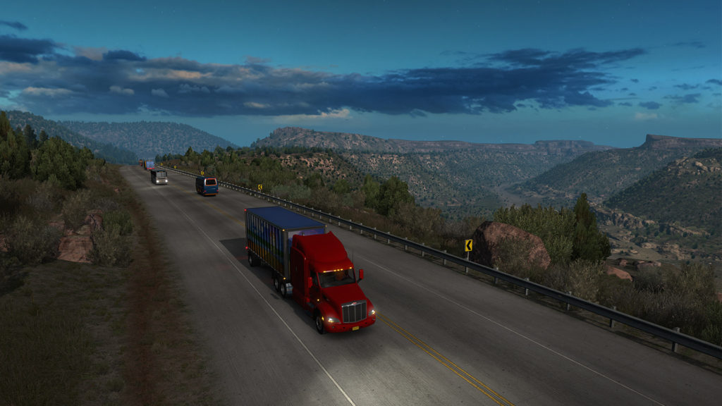 American Truck Simulator New Mexico Free Download