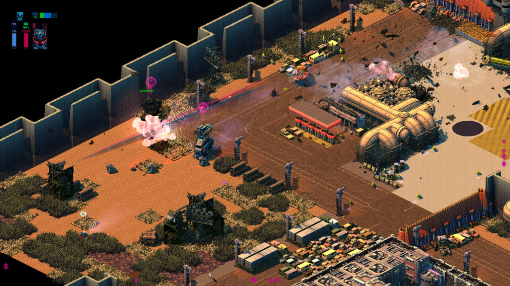 Brigador Up Armored Edition All Saints Free Download