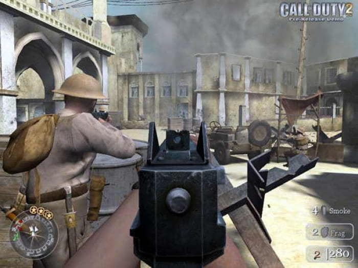 Call of Duty 2 Setup Free Download