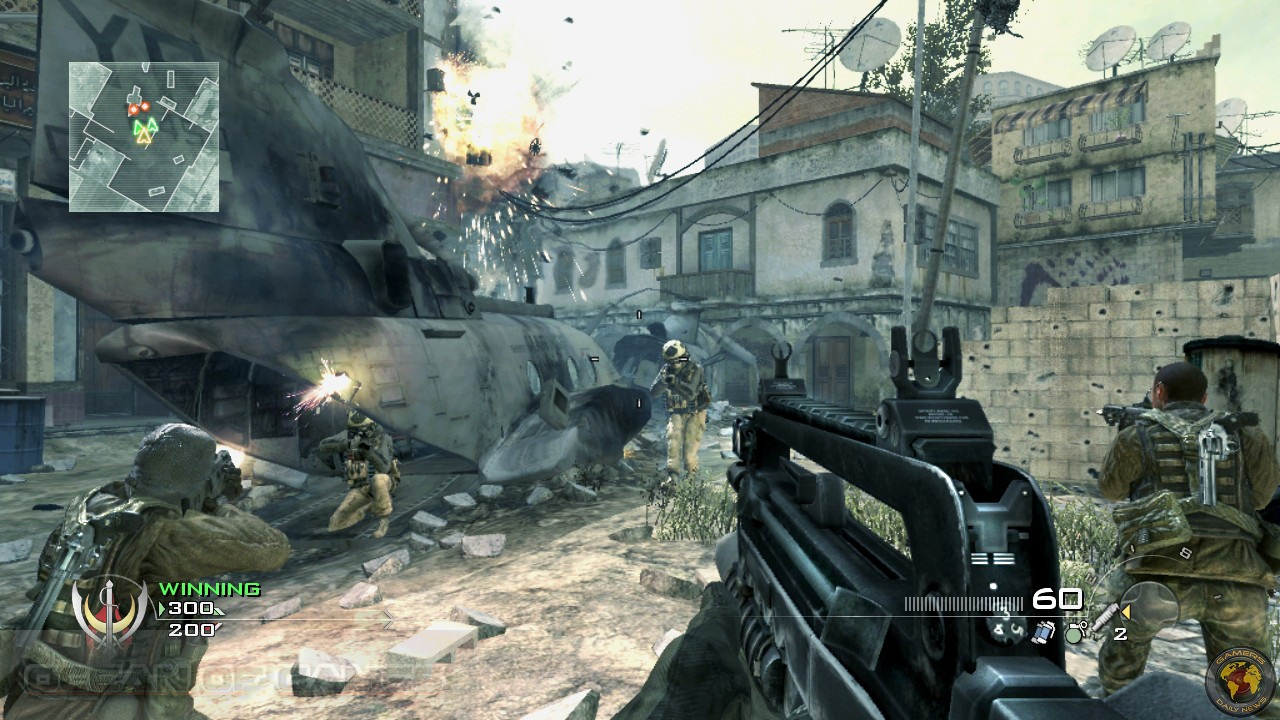 Call of Duty 4 Modern Warfare Download For Free