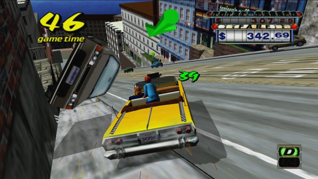 crazy taxi 1 setup free download ocean of games. Black Bedroom Furniture Sets. Home Design Ideas