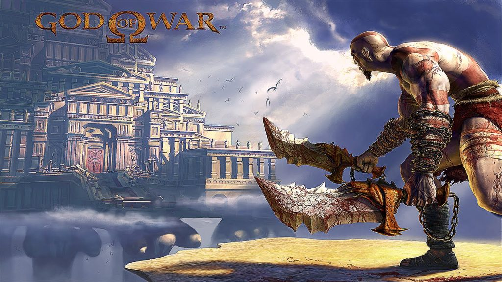 God of War 1 Setup Free Download