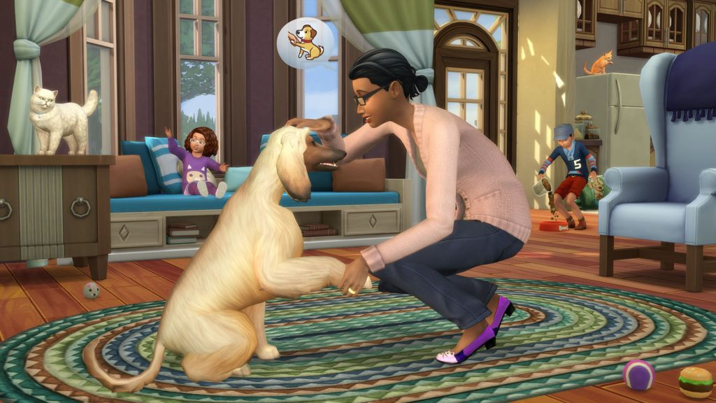 The Sims 4 Cats and Dogs Game Review