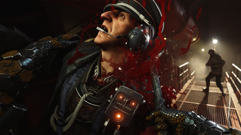 Wolfenstein II The New Colossus Free Download