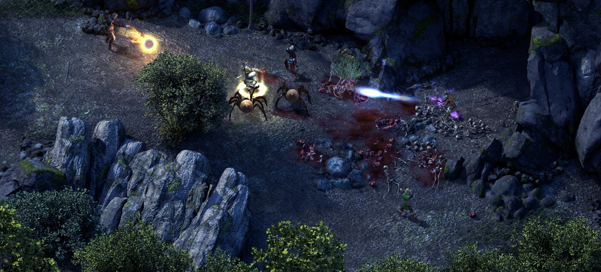Pillars of Eternity Definitive Edition Free Download