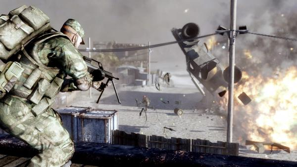 Battlefield Bad Company 2 Free Download