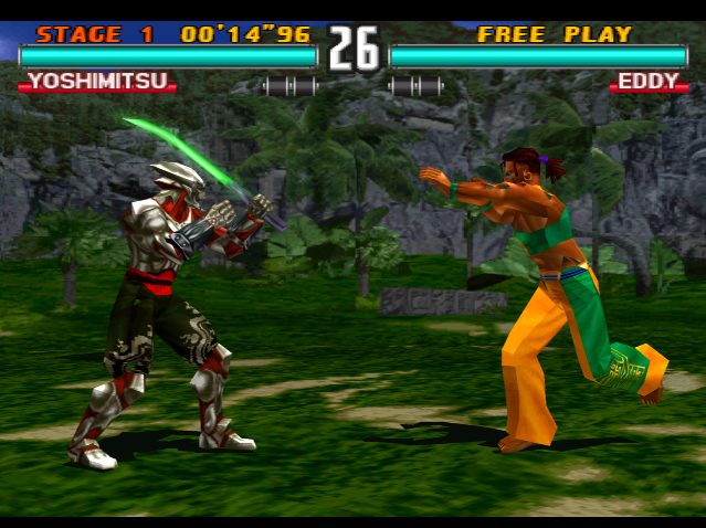 How to download run and install tekken 3 game free full version.