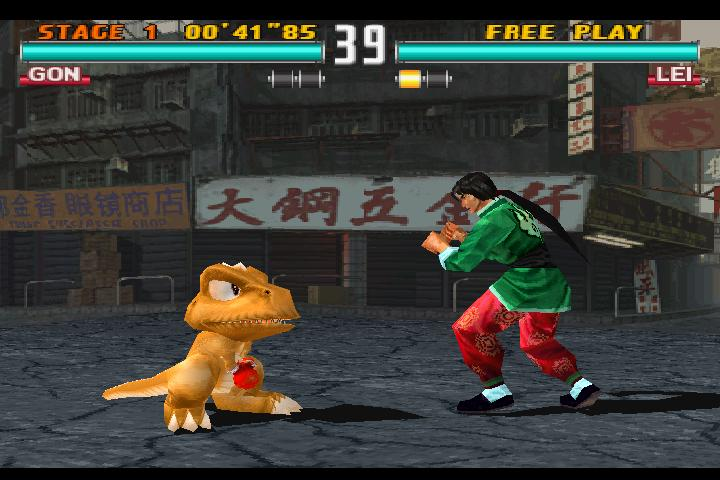 Tekken 3 download for pc full version download 39mb.