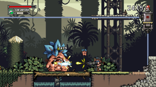 Mercenary Kings Reloaded Edition Free Download