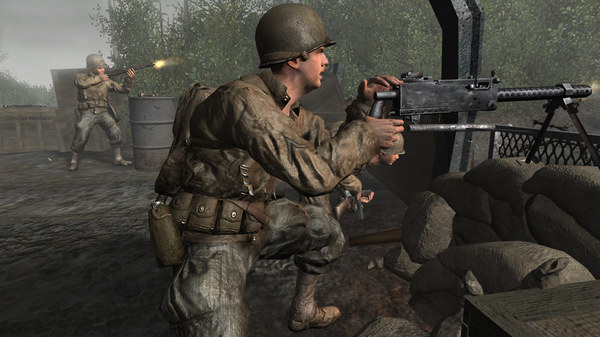 Call Of Duty 2 PC Game Setup Free Download