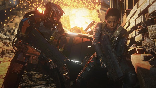 Call Of Duty Infinite Warfare PC Game Setup Free Download
