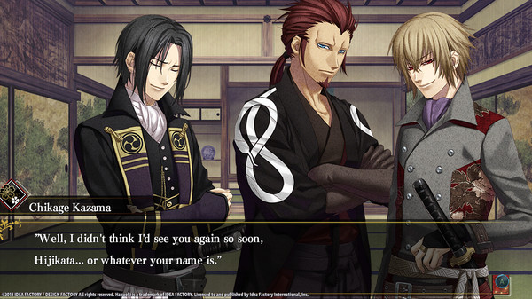 Hakuoki Edo Blossoms Free Download