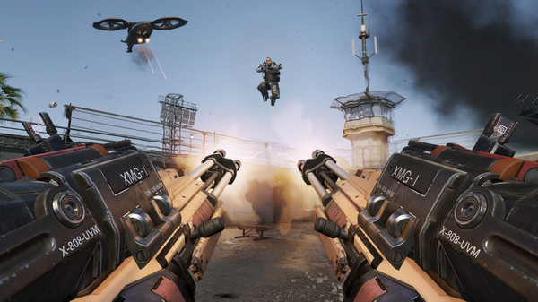 Call Of Duty Advanced Warfare PC Game Setup Free Download