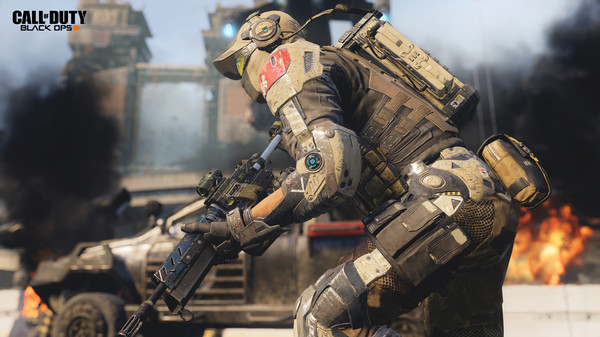 Call Of Duty Black Ops III PC Game Setup Free Download
