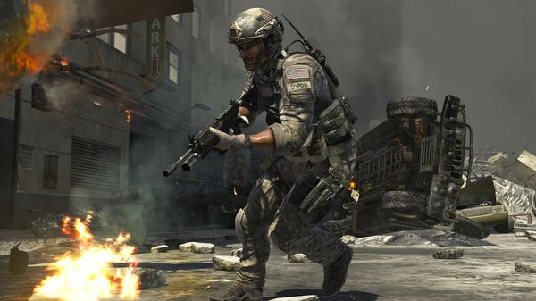 Call Of Duty Modern Warfare 3 PC Game Setup Free Download