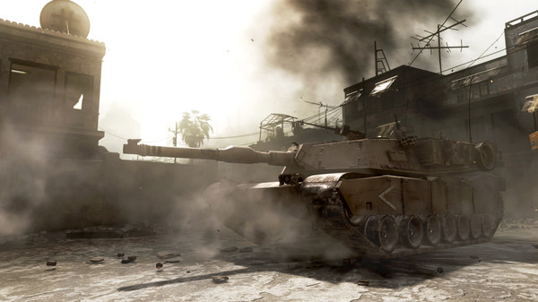 Call Of Duty Modern Warfare Remastered PC Game Setup Free Download